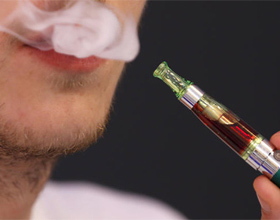 электронная сигарета с зарядкой
