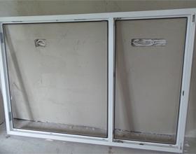 Пластиковое окно стандарт