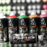 Сколько стоит баллончик с краской для граффити в России