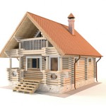 Сколько стоит деревянный сруб дома
