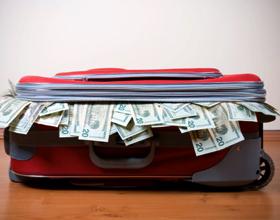 Сколько стоит перевес багажа в самолете