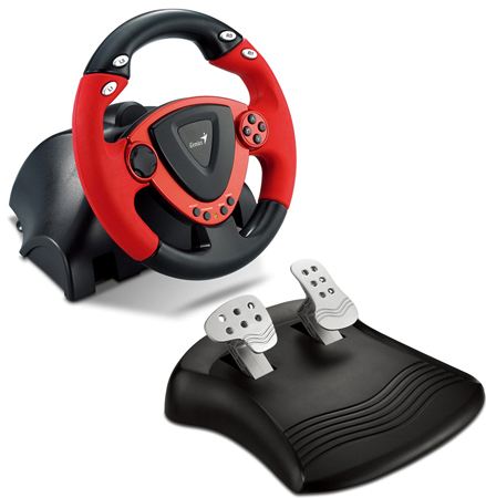 Genius Twin Wheel FF