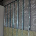Сколько стоит обшить стены гипсокартоном