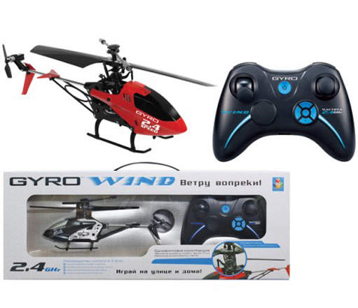 Вертолет Gyro Вертолет Wind