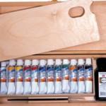 Сколько стоят масляные краски для рисования