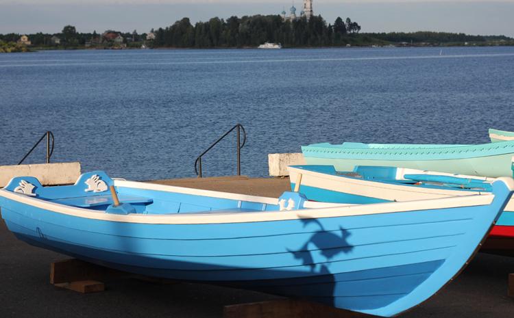 как сделать лодку чайку