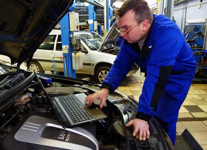 Сколько стоит компьютерная диагностика автомобиля в москве