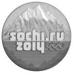 Сколько стоит монета 25 рублей «Сочи 2014»: виды и цены