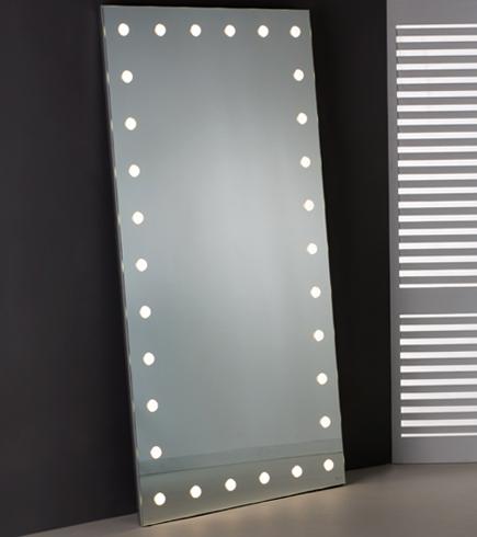 Зеркало с внутренней подсветкой