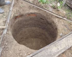 Сколько стоит выкопать и обустроить колодец