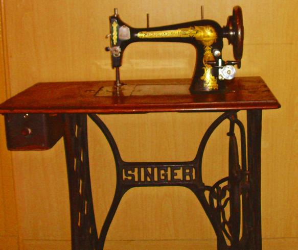 Старая машинка