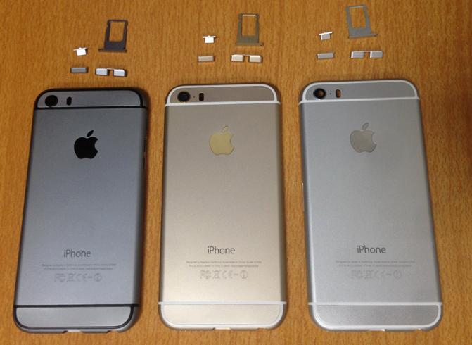 Крышки на iPhone