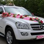 Сколько в среднем стоит заказать машину на свадьбу