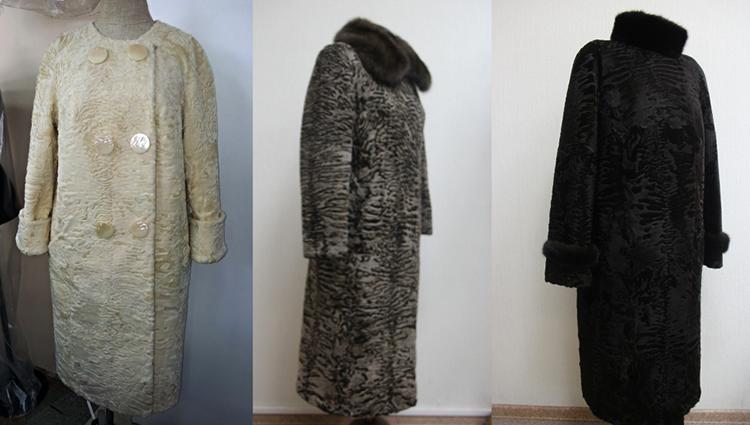 Сшить пальто на заказ с ценами 305
