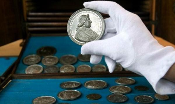 Экспертиза монеты