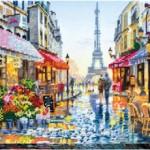 Сколько стоят картины, вышитые бисером ручной работы и от чего зависит цена