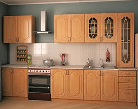 Сколько в среднем стоит кухонный гарнитур на заказ