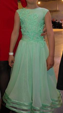 Бальное платье Chrisanne