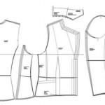 Сколько в среднем стоит сделать лекала одежды на заказ