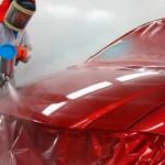 Сколько в среднем по России стоит покрасить капот машины?