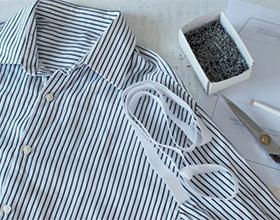 Сколько в среднем стоит сшить мужскую рубашку?