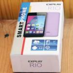 Сколько стоит смартфон эксплей рио(Explay Rio)
