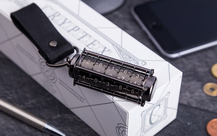Дизайнерская флешка «Криптекс»