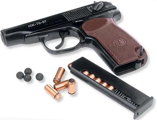 Травматический пистолет Макарова