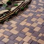 Сколько стоит укладка тротуарной плитки на даче