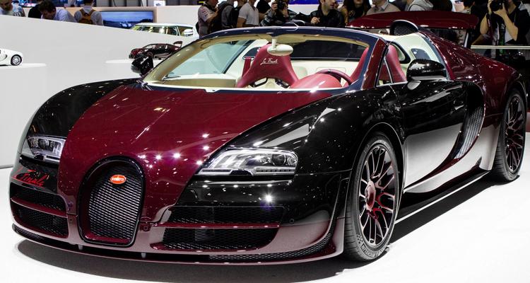 Bugatti Grand Sport 2015