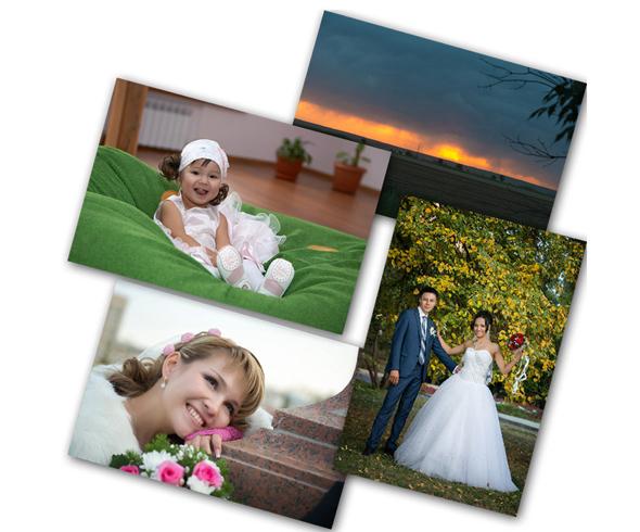 Печать фотографий 10 на 15