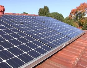Солнечная батарея для частного дома