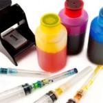 Сколько стоит краска для принтера(черная и цветная)