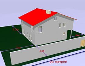 проект для строительства частного дома