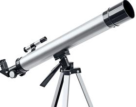 Настоящий телескоп