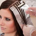 Сколько стоит покраска волос в парикмахерской