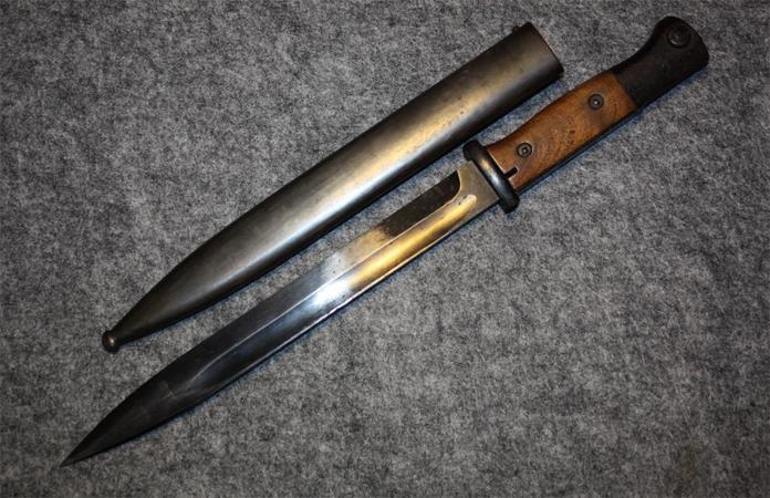 Фото немецких штык ножей второй мировой