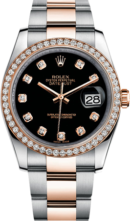 Oyster Datejust 36