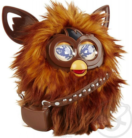 Furby Star Wars
