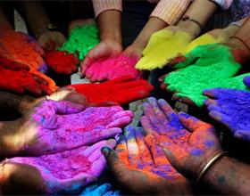 Сколько стоят краски холи