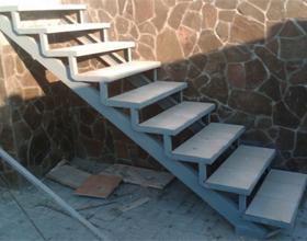 Сколько стоит сварить лестницу из металла