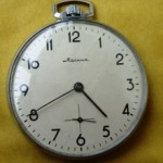 Сколько стоят карманные часы «Молния» СССР