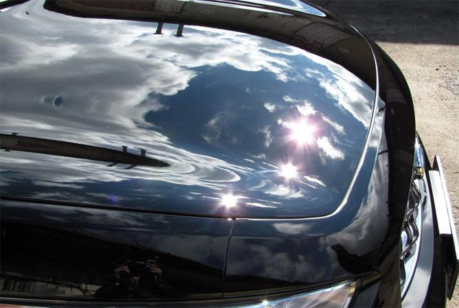 Полировка кузова автомобиля