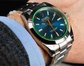 оригинальные часы бренда «Rolex»