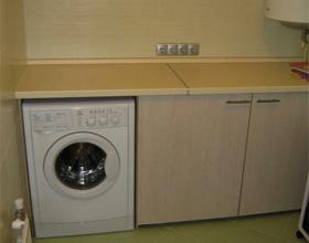 Сколько стоит установка стиральной машины