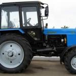 Сколько стоит трактор МТЗ 82