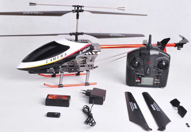 Радиоуправляемый вертолет U12A