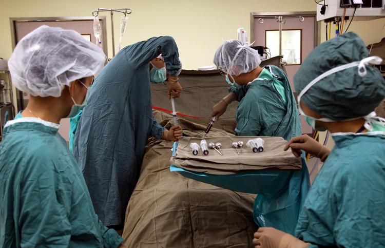 Процедура операции