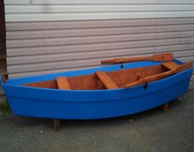 Сколько стоит деревянная лодка