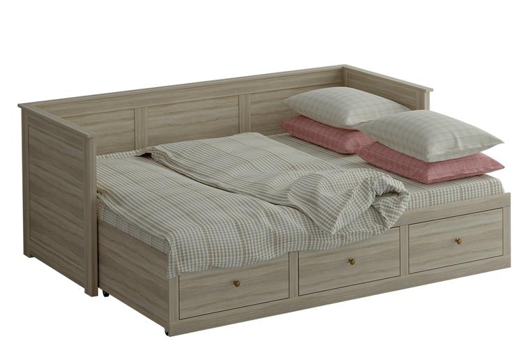 Кровать с кушеткой